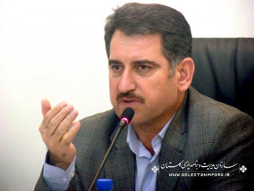 سند آمایش گلستان نهایی میشود/ پیگیری مصوبات رئیسجمهور به گلستان