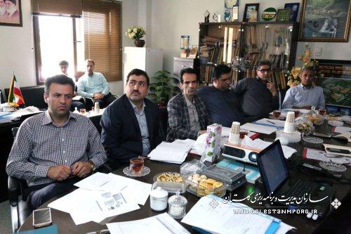 جلسه بررسی دستور العمل برنامه ششم توسعه اقتصادی ، اجتماعی و فرهنگی