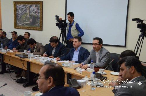 چهارمین جلسه ستاد فرماندهی اقتصاد مقاومتی استان