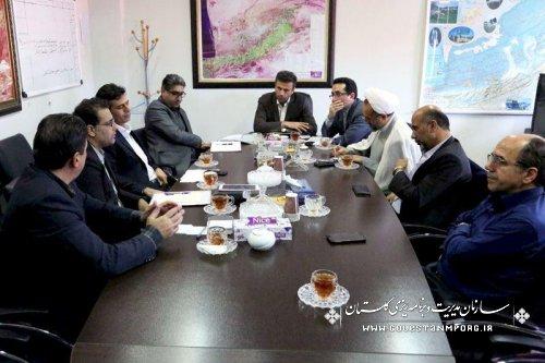 جلسه هماهنگی روز ملی جمعیت برگزار گردید