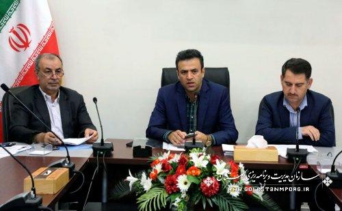 پیش قدم : میزان سهم بری استان از بودجه عمومی دولت بر اساس میزان درآمد استانها می باشد