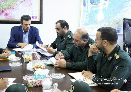 برگزاری کمیته برنامه ریزی ، مالی و پشتیبانی اجلاسیه بزرگداشت 4000 شهید استان گلستان: