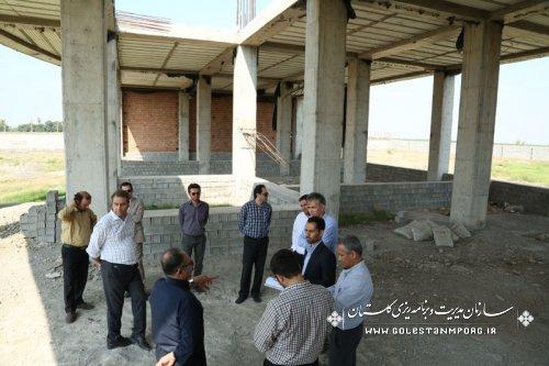 گزارش تصویری بازدید کمیته نظارت شورای فنی استان