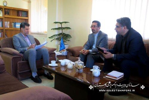 برگزاری جلسه هماهنگی تبلیغات سرشماری نفوس و مسکن در رسانه ملی