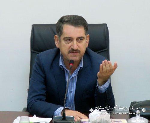 عابدی: استانها در تهیه برنامه ششم توسعه باید از سند آمایش استان استفاده نمایند.