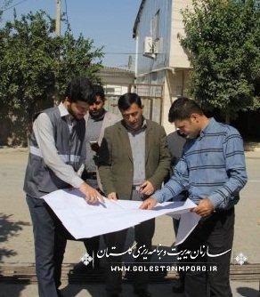 برگزاری مانور آموزشی ماموران سرشماری در شهرستان گرگان