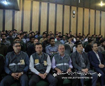 مدیر اجرایی ستاد سرشماری استان: آمارگیران در امانتداری و حفظ اطلاعات خانوار تلاش کنند.
