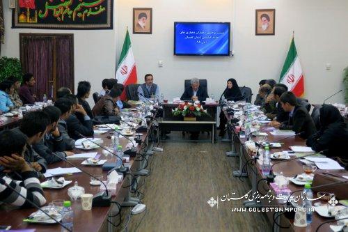 مسئول کمیته تبلیغات و اطلاع رسانی ستاد سرشماری استان: تلاش دهیاران در مشارکت 53 درصدی اینترنتی قابل تقدیر است