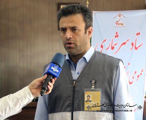 مدیر اجرایی ستاد سرشماری استان خبر داد: جشنواره رسانه ،سرشماری ، اطلاع رسانی و مطبوعات (رسام )در گلستان برگزار می شود