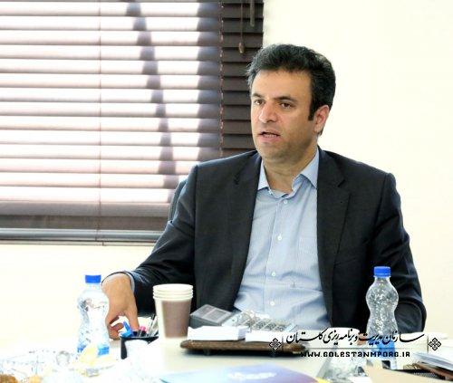 برگزاری جلسه عملیاتی نمودن برنامه ها و پروژه های مصوب اقتصاد مقاومتی
