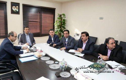 جلسه هماهنگی کمیته های ستاد فرماندهی اقتصاد مقاومتی استان: