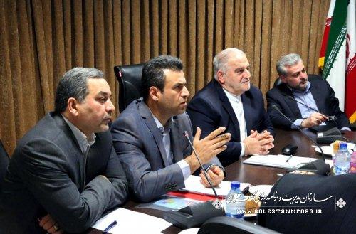 برگزاری هجدهمین جلسه ستاد فرماندهی اقتصاد مقاومتی استان گلستان