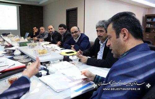 اولین جلسه کارگروه حمایت از توسعه اشتغال