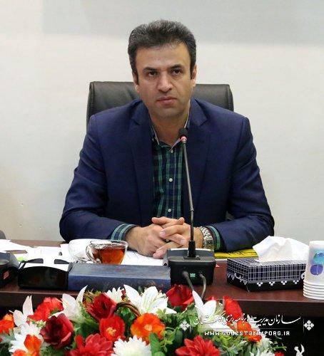 هشتمین جلسه ستاد درآمدو تجهیز منابع استان