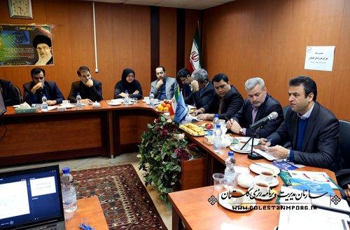 هفتمین جلسه شورای فنی استان: