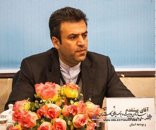 درایام الله دهه مبارک فجر دکتر نوبخت به استان گلستان سفر می کند