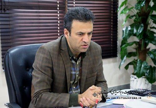 حضور دکتر نوبخت رئیس سازمان برنامه وبودجه کشور در استان گلستان