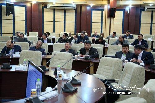 تشکر دکتر صادقلو از سازمان برنامه وبودجه در خصوص پیگیری اعتبارات استان