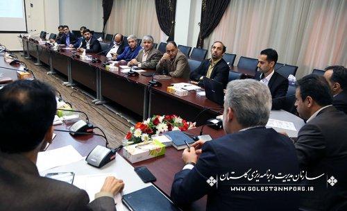 دومین جلسه شورای فنی استان در سال 96