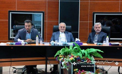 بیست وهفتمین جلسه ستاد اقتصاد مقاومتی استان گلستان