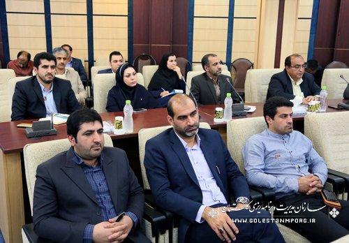 هجدهمین جشنواره شهید رجایی استان گلستان