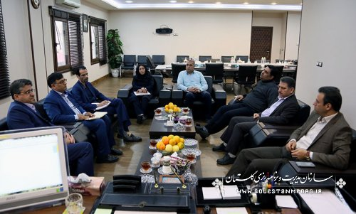 نشست جداگانه مهندس پیش قدم با نمایندگان استان در مجلس شورای اسلامی