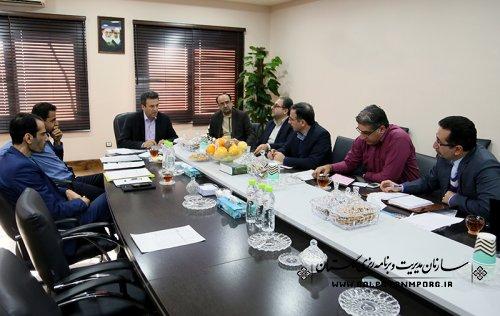 هفتمین جلسه کمیته توسعه مدیریت سازمان