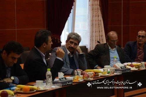گلستان از استان های فعال در عرصه توجه به مزیت های پیشرو بوده است