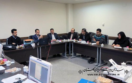 جلسه کارگروه مصالح و تجهیزات صنعت ساخت ذیل شورای فنی استان برگزار شد