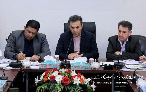 سخت گیری ودقت در نهایی نمودن وانتخاب پروژه های ماده 23  موجب شکوفایی و عمران استان می شود