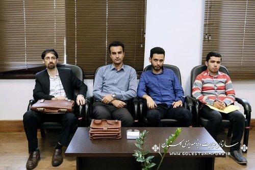 برگزاری جلسه کارگروه توسعه مدیریت سازمان و مصاحبه با تعدادی از متقاضیان امریه سربازی سربازی