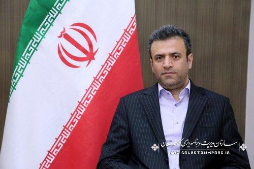 پیام تبریک رئیس سازمان مدیریت و برنامه ریزی استان به مناسبت روز خبرنگار