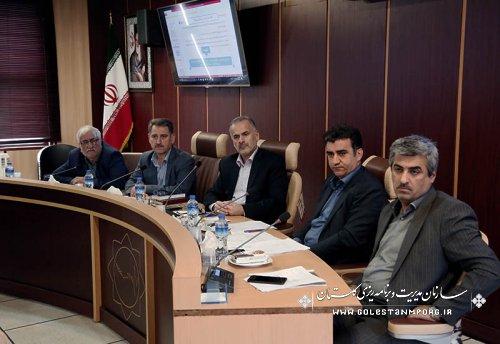 دکتر روزبهان رئیس سازمان مدیریت وبرنامه ریزی استان گلستان :واگذاری پروژه های دولتی به بخش غیر دولتی یک انتخاب نیست یک ضرورت است