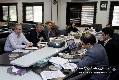 اولین جلسه تخصصی هماهنگی واگذاری پروژه های دستگاههای اجرایی به بخش غیر دولتی