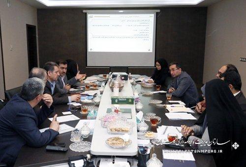 دومین جلسه واگذاری پروژه های نیمه تمام دستگاههای اجرایی به بخش غیر دولتی وخصوصی