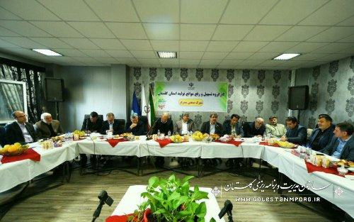 استاندار گلستان : در دو ماه گذشته 290 میلیارد تومان تسهیلات رونق تولید به واحدهای تولیدی در استان  پرداخت شده است