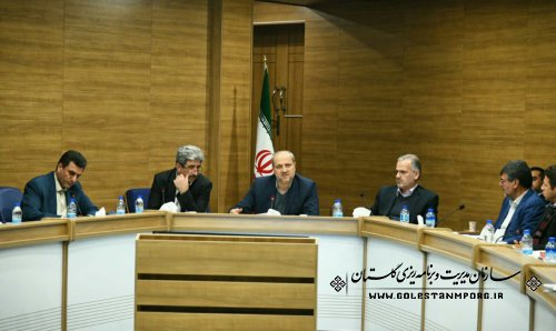 برگزاری هشتمین کارگروه تنظیم بازار استان