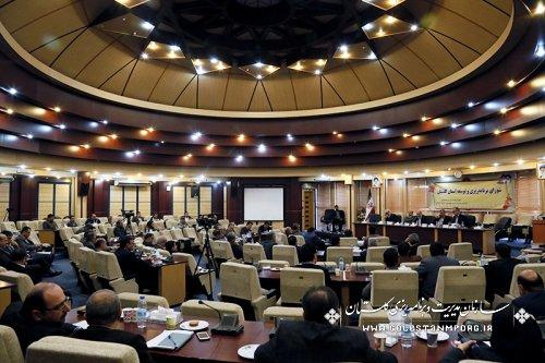 در جلسه شورای برنامه ریزی و توسعه استان؛ اهمیت و توجه به سرمایه گذاران مهم و ضروری است