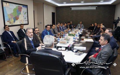 دکتر نوبخت: سازمان مدیریت وبرنامه ریزی در استان مسئول راهبری ورصد برنامه های توسعه در استان می باشد