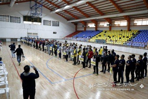 کسب مقام اول آمادگی جسمانی سعید الوندی همکارسازمان در مسابقات قهرمانی کارکنان کشور