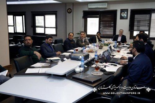 رشد 7.9 درصدی درآمدهای 11 ماهه سال1397 نسبت به سال 1396 استان گلستان