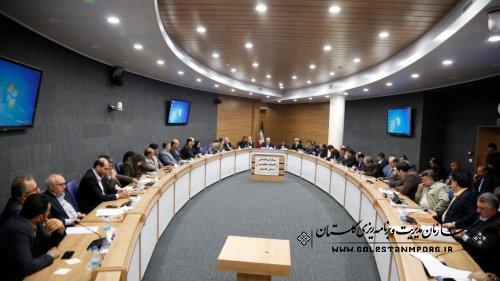 استاندار گلستان:سازمان مدیریت وبرنامه ریزی استان بیانیه گام دوم انقلاب که توسط مقام معظم رهبری ارائه شده را بومی نماید.