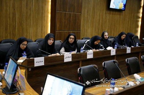 نشست خبری آقای روزبهان با خبرنگاران خبرگزاریها ،مطبوعات ورسانه های استان گلستان