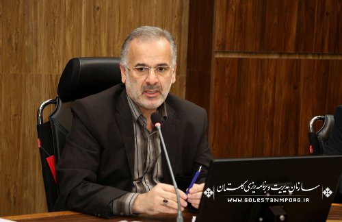 نشست مشترک سازمان مدیریت وبرنامه ریزی با فرمانداران ومدیران دستگاههای اجرایی