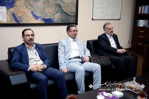 استاندار گلستان؛ برگزاری همایش ظرفیت های استان می تواند موجب توسعه گلستان شود