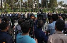 رئیس جمهور در جمع خبرنگاران ؛ استفاده از خدمات اینترنت رایگان برای یکسال، هدیه دولت به مناسبت روز خبرنگار