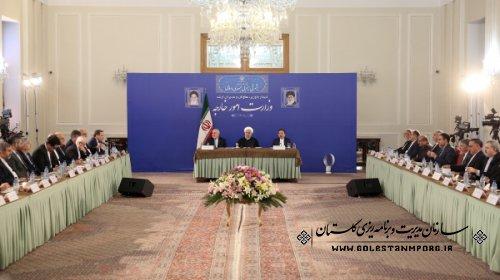 رئیس جمهور : سیاست خارجی، روابط تنگاتنگی با یکپارچگی ملی دارد.