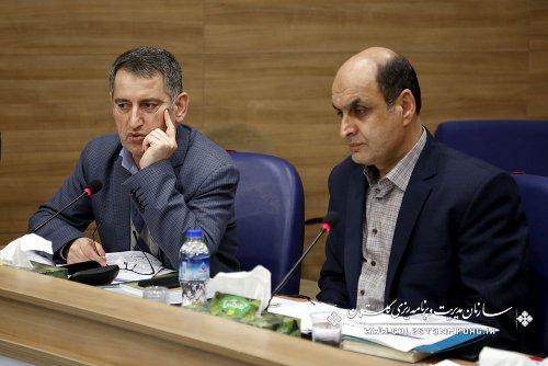 اولین جلسه کارگروه اقتصادی، اشتغال و سرمایه گذاری استان