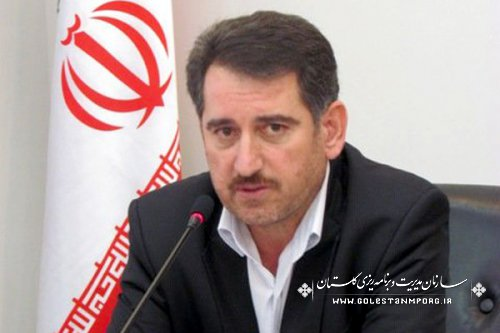 رييس سازمان مديريت و برنامهريزي استان گلستان منصوب شد