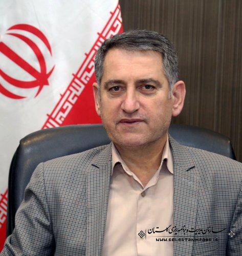 عابدی رئیس سازمان مدیریت وبرنامه ریزی استان گلستان:واﺑﺴﺘﮕﯽ ﺑﻮدﺟﻪ ﻋﻤﻮﻣﯽ ﮐﺸﻮر ﺑﻪ درآﻣﺪﻫﺎي ﻧﻔﺘﯽ به زﯾﺮ ۱۰ درﺻـﺪ رﺳـﯿﺪه ﮐﺎﻫﺶ يافته اﺳﺖ